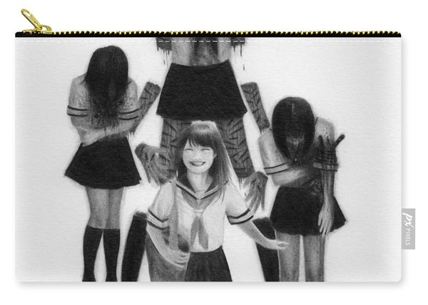 Our Last School Days - Artwork Carry-all Pouch