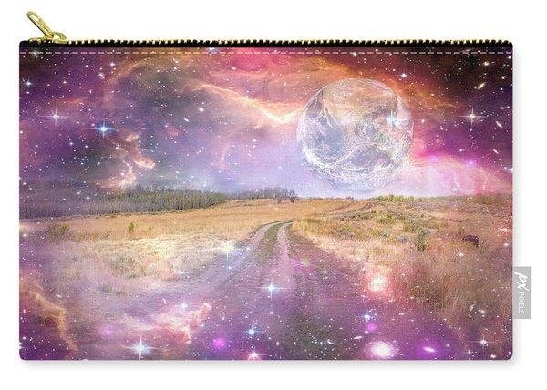 Our Place In The Universe Carry-all Pouch
