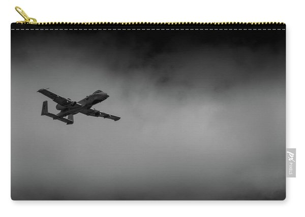 Out Of The Clouds - A-10c Thunderbolt Carry-all Pouch
