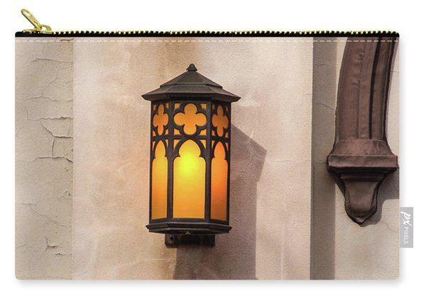 Outdoor Church Light Carry-all Pouch