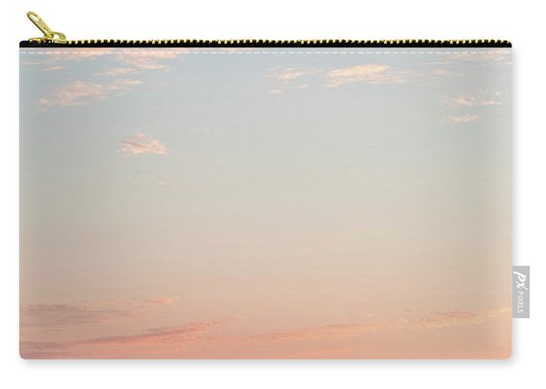 Outer Banks Sailboat Sunset Carry-all Pouch