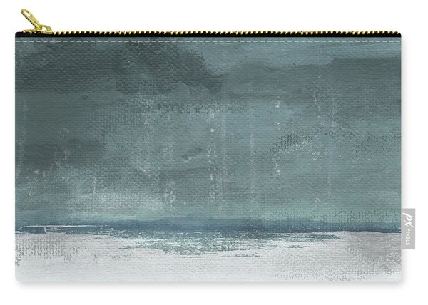 Overcast 2- Art By Linda Woods Carry-all Pouch