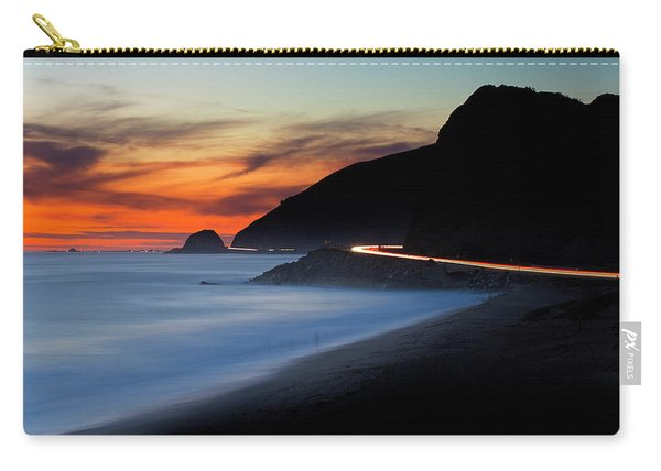 Pacific Coast Highway Carry-all Pouch