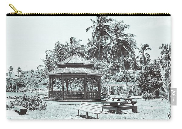 Pagoda On The Sea Carry-all Pouch