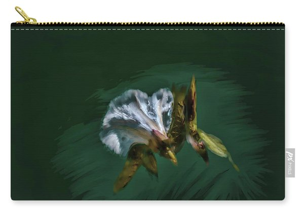 Painted Bindweed #i2 Carry-all Pouch