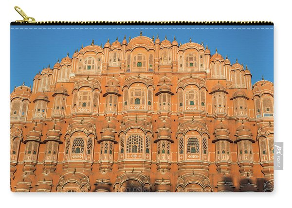 Palace Of The Winds Carry-all Pouch
