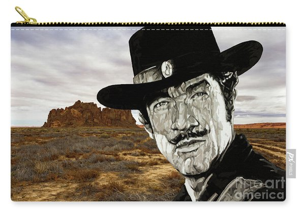 Paladin - Have Gun Will Travel - Arizona 1 Carry-all Pouch