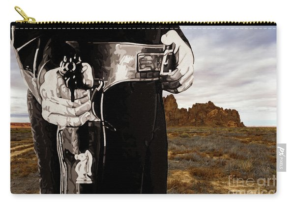 Paladin - Have Gun Will Travel - Arizona 2 Carry-all Pouch