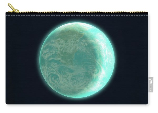 Pale Blue Dot Carry-all Pouch