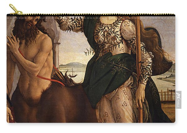 Pallas And Centaur  Carry-all Pouch