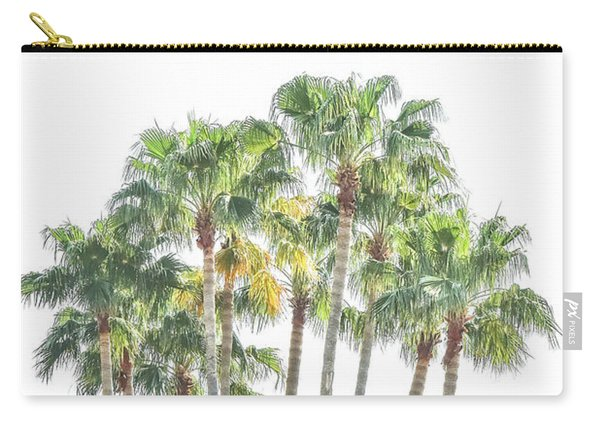 Palm Tree Grove Carry-all Pouch