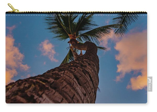Palm Upward Carry-all Pouch