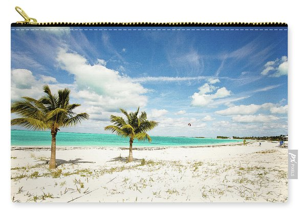 Palms And Kites Carry-all Pouch