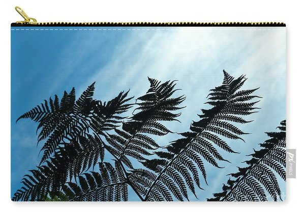 Palms Flying High Carry-all Pouch