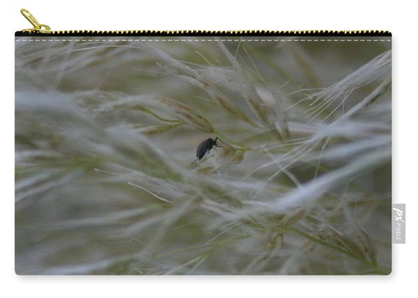 Pampas Grass And Insect Carry-all Pouch