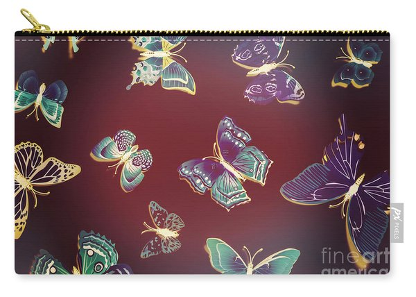 Paper Wings. Dreamy Flights Carry-all Pouch
