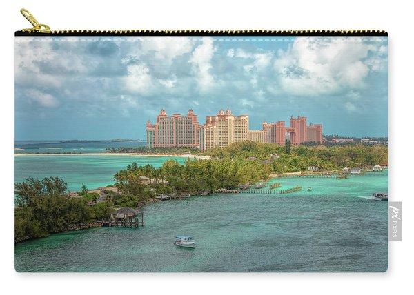 Paradise Island Bahamas Carry-all Pouch