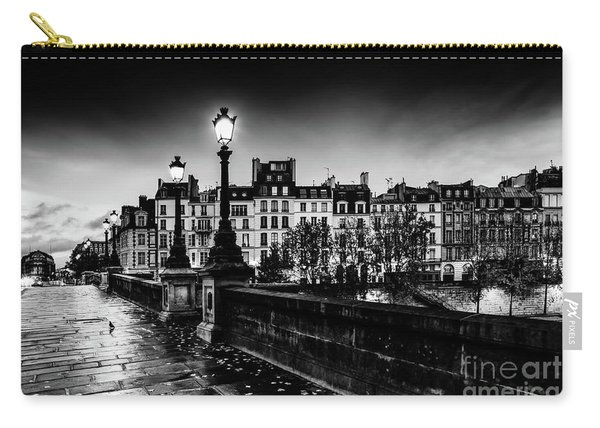 Paris At Night - Pont Neuf Carry-all Pouch