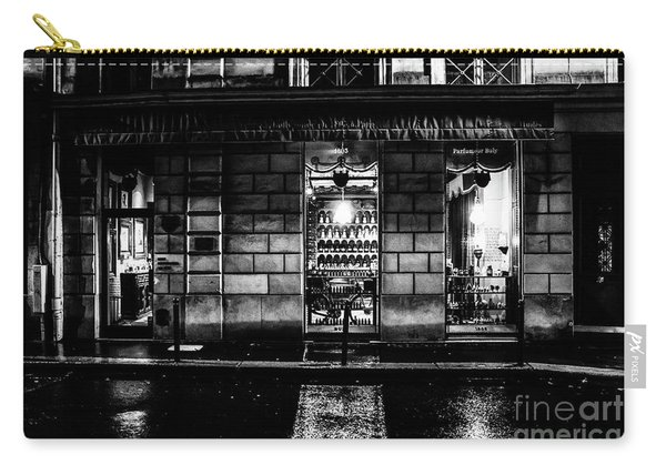 Paris At Night - Rue Bonaparte 2 Carry-all Pouch