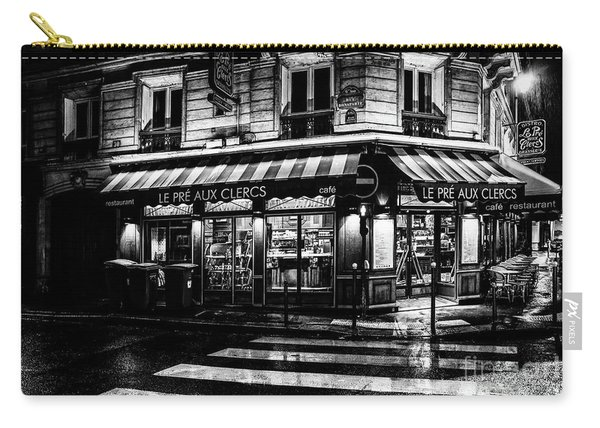 Paris At Night - Rue Bonaparte Carry-all Pouch