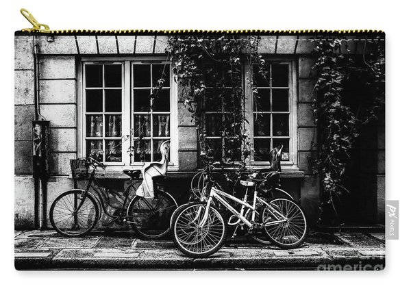 Paris At Night - Rue Poulletier Carry-all Pouch