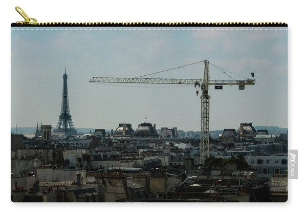 Paris Towers Carry-all Pouch