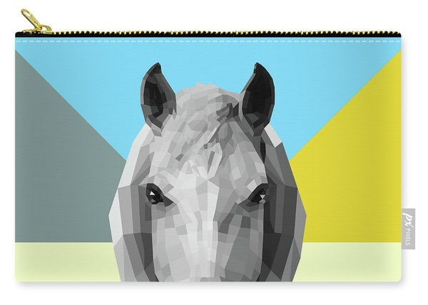 Party Horse Carry-all Pouch