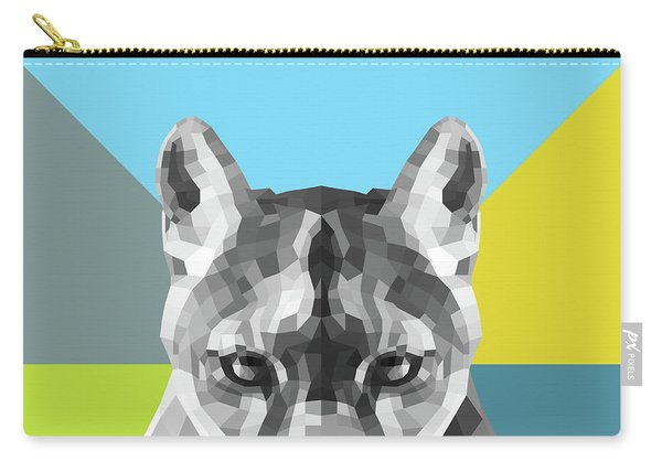 Party Mountain Lion Carry-all Pouch