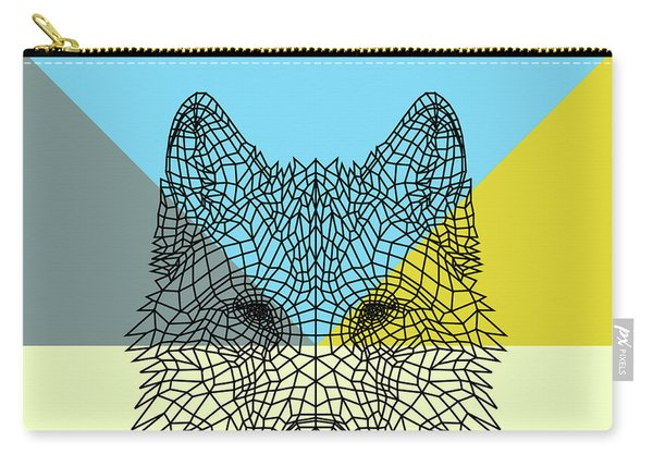 Party Wolf Carry-all Pouch