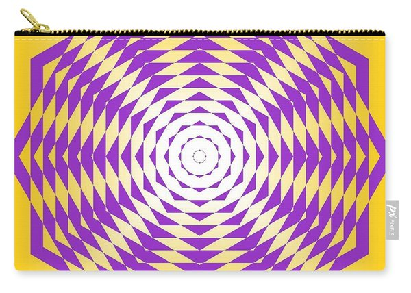 Passionate Purple  Carry-all Pouch