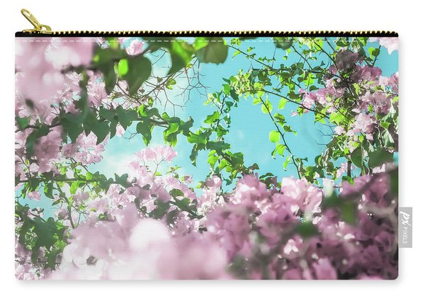 Floral Dreams II Carry-all Pouch