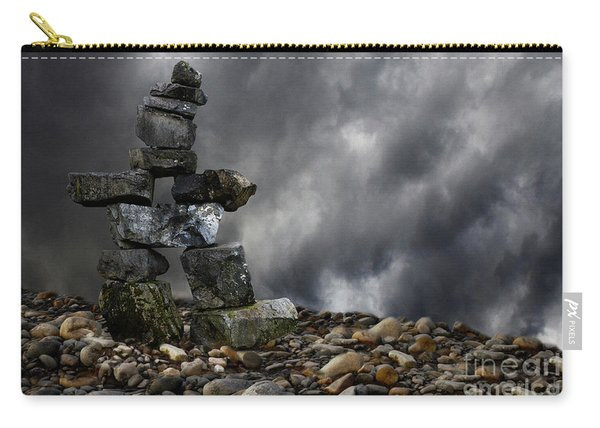 Path Of The Inuksuk Carry-all Pouch