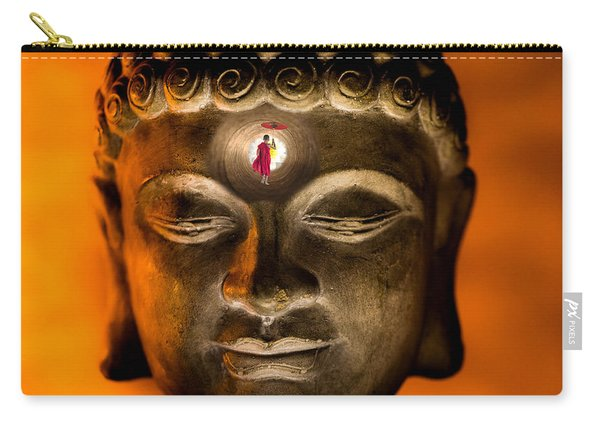 Path To Enlightenment Carry-all Pouch