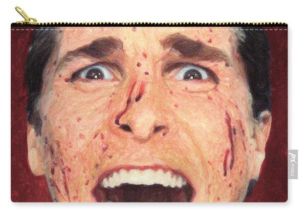 Patrick Bateman Carry-all Pouch