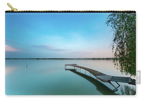 Peacefull Waters Carry-all Pouch