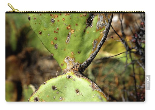 Pear Cactus Carry-all Pouch
