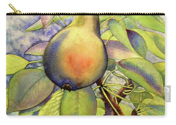 Pear Of Paradise Carry-all Pouch