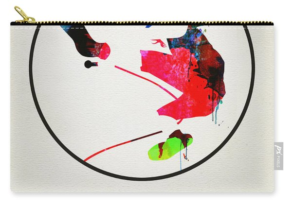 Pearl Jam Watercolor Carry-all Pouch