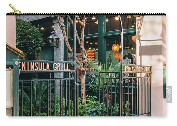 Peninsula Grill Carry-all Pouch