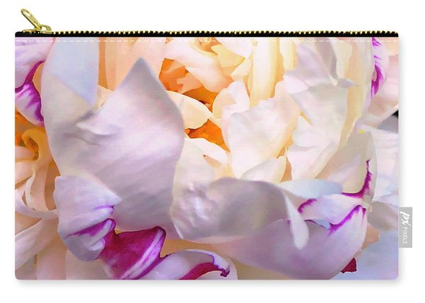 Peony Love 1 Carry-all Pouch
