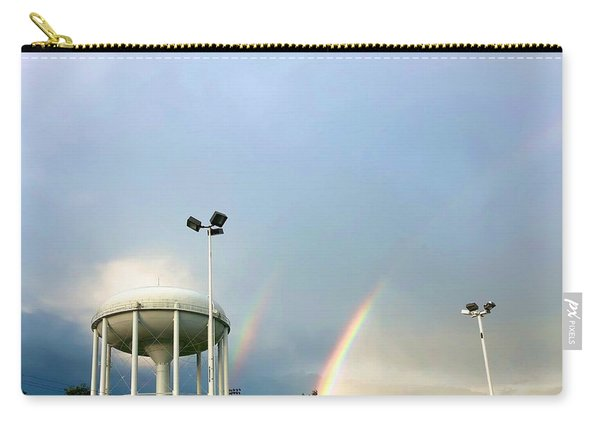 Perry Hall Double Rainbow Carry-all Pouch