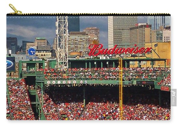 Peskys Pole At Fenway Park Carry-all Pouch