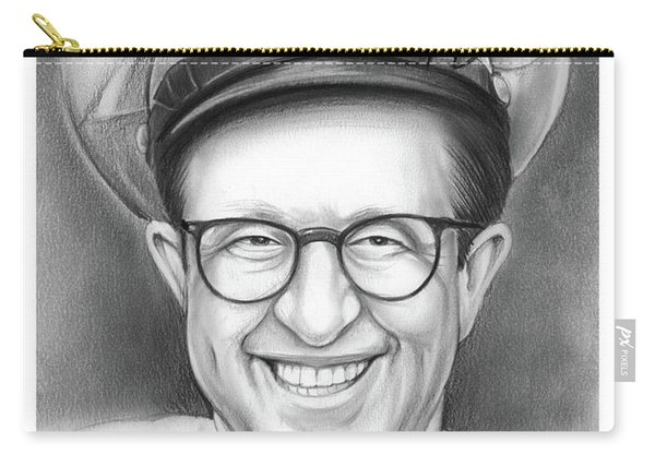 Phil Silvers As Sgt Bilko Carry-all Pouch