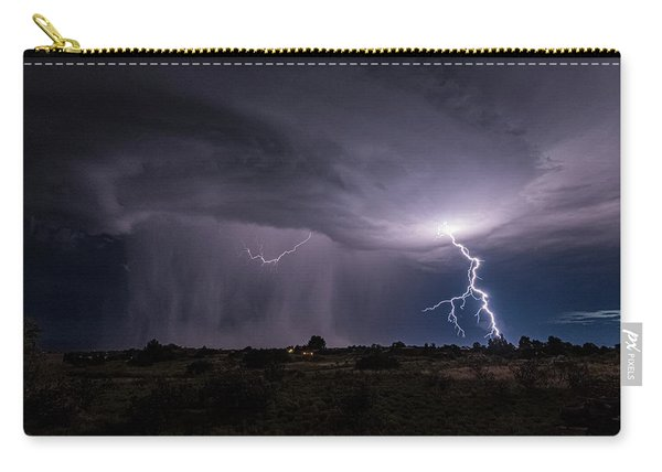 Thunderstorm #3 Carry-all Pouch
