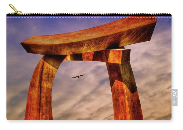 Pi In The Sky Carry-all Pouch