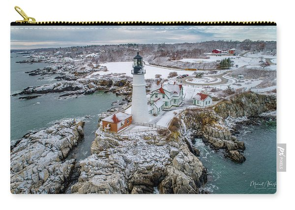 Picturesque Maine  Carry-all Pouch