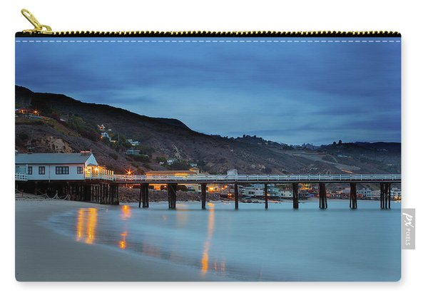 Pier House Malibu Carry-all Pouch