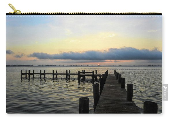 Pier Into Morning Carry-all Pouch