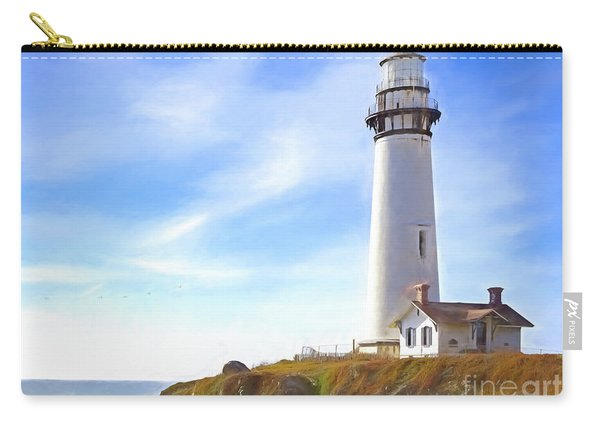 Pigeon Point Lighthouse Ca Carry-all Pouch