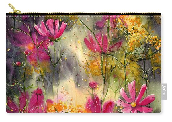 Pink Ballerinas Carry-all Pouch